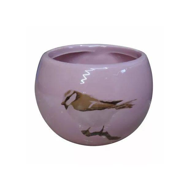 Vaso Magnético Pássaro 6,5cm x 6,5cm