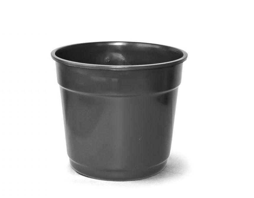 Vaso para plantas 3,5 Preto 15cm x 20cm