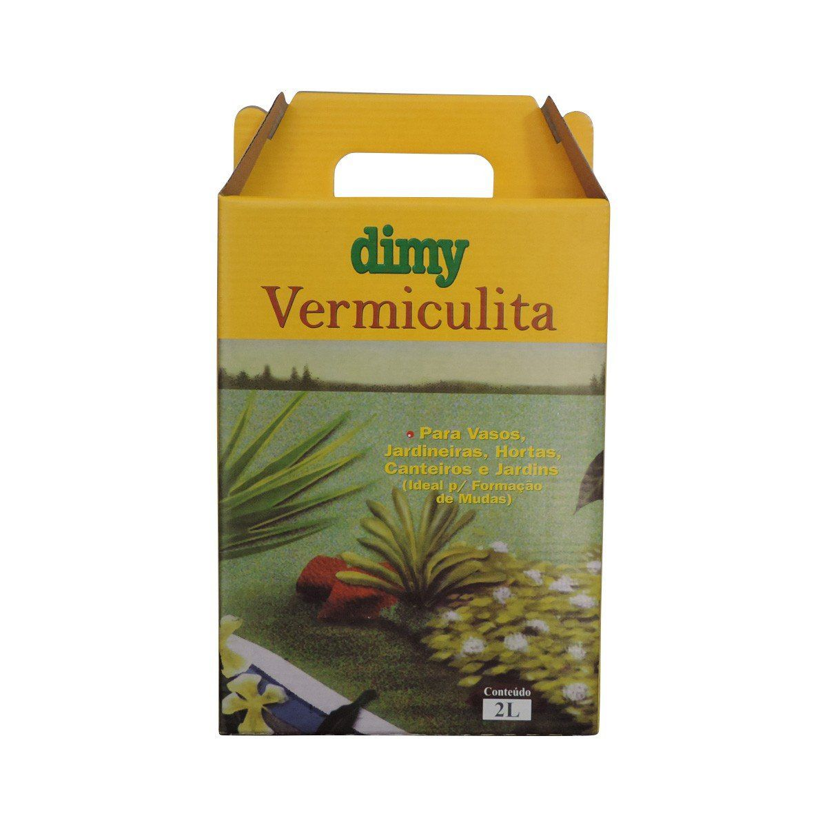 Vermiculita 2 litros Dimy
