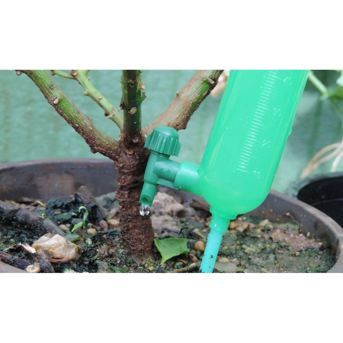 Vitagotta Gotejador Regulável para vasos pequenos ou bonsai