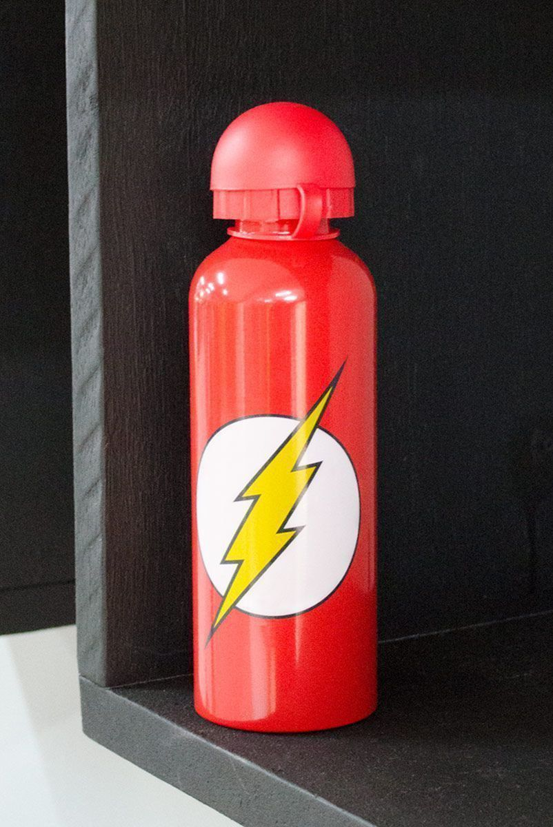 Squeeze DC The Flash Logo