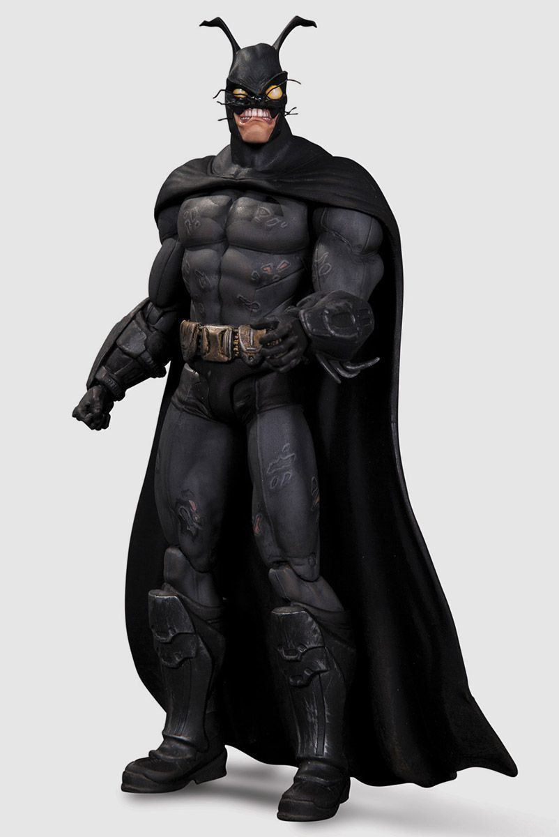 Boneco (Action Figure) Batman Arkham City Rabbit Hole