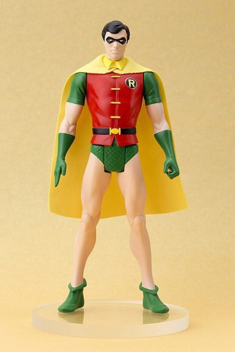 Boneco Robin Classic Super Powers