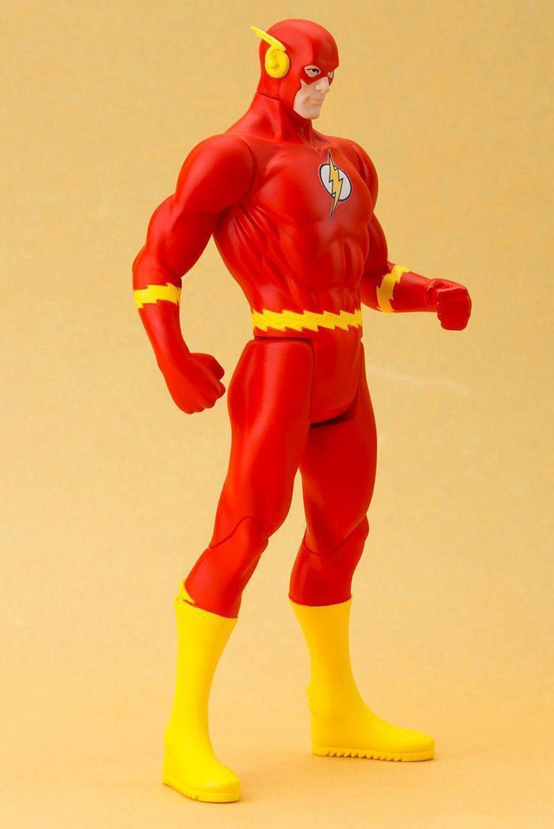 Boneco The Flash Classic Super Powers