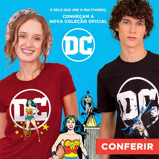 novas camisetas