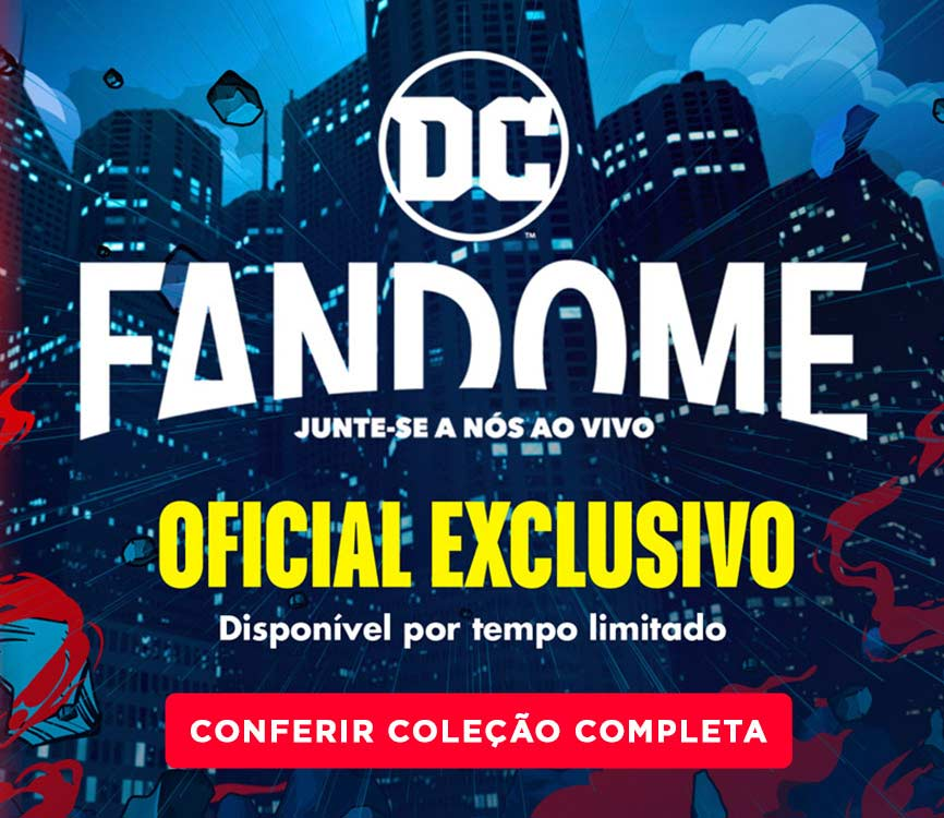 Loja DC Comics Oficial
