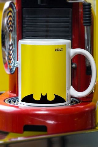 Caneca Batman The Dark Knight
