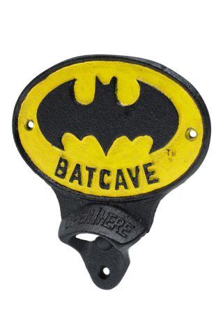 Abridor de Garrafas Batman Batcave