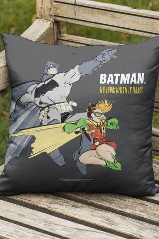 Almofada Batman e Robin