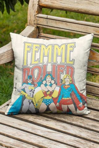 Almofada Power Girls Femme Power