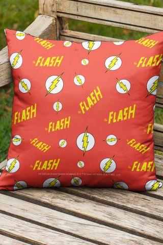 Almofada The Flash Mini Logos