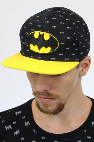 Boné Batman Logo