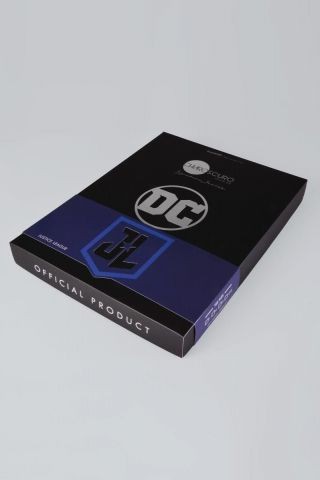 Box Chiaroscuro Signature Series - Liga da Justiça