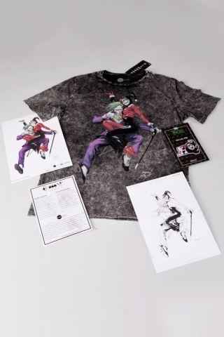 Box Chiaroscuro Signature Series - Coringa & Harley Quinn