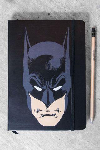 Caderneta de Anotações Batman Dark Face