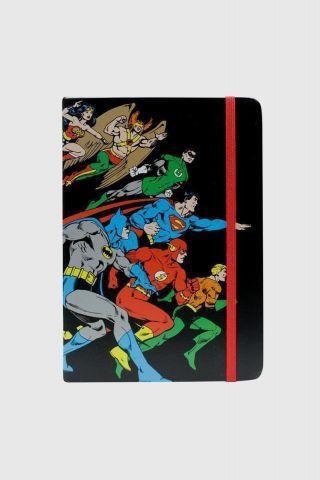 Caderneta de Anotações Justice League  A5