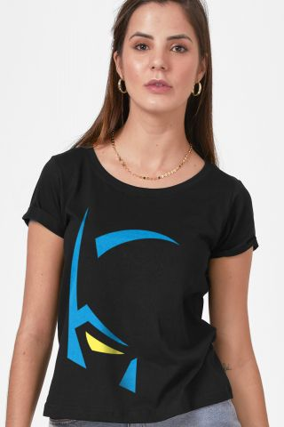 Camiseta Feminina Batman Mask
