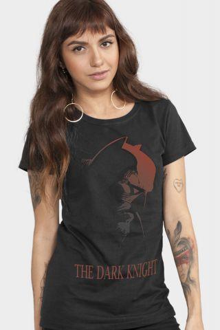 Camiseta Feminina Batman O Cavaleiro das Trevas