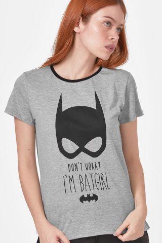 Camiseta Feminina I'm Batgirl