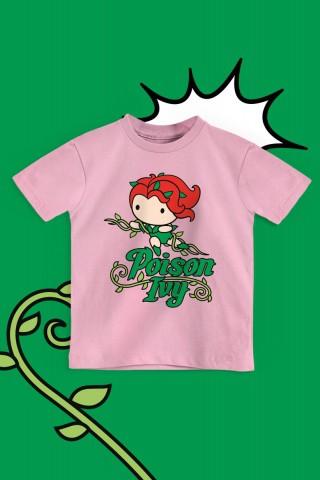 Camiseta Infantil Hera Venenosa