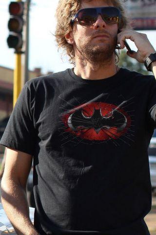 Camiseta Masculina Batman  2012