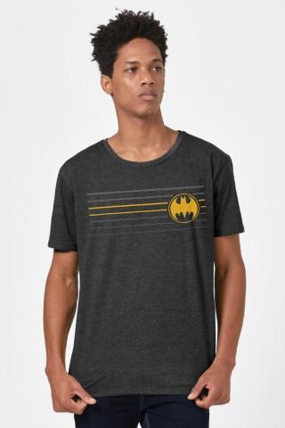 Camiseta Masculina Batman Linhas