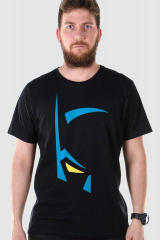 Camiseta Masculina Batman Mask