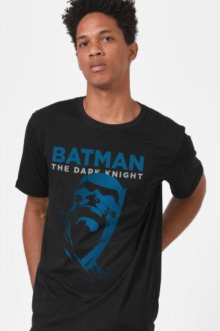 Camiseta Masculina Batman Rosto