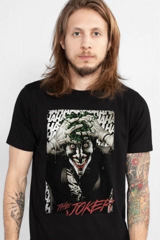 Camiseta Masculina Coringa A Piada Mortal