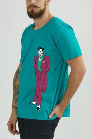 Camiseta Masculina Coringa In Love