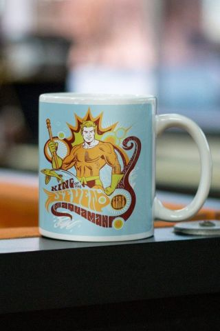 Caneca Aquaman The King Of Seas