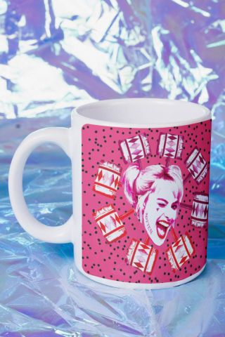 Caneca Birds of Prey Harley Quinn Marreta - Aves de Rapina