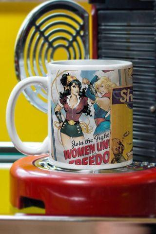 Caneca DC Comics Bombshells