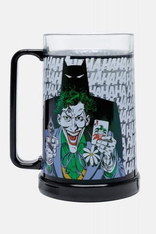 Caneca de Chopp Coringa e Batman Shadow