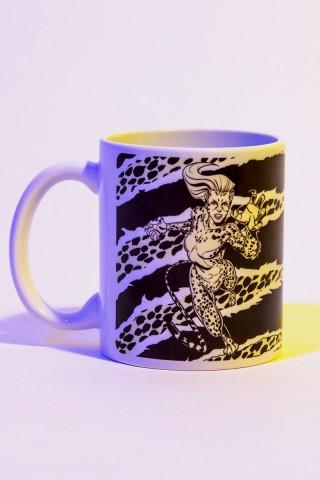 Caneca Mulher Maravilha 1984 Cheetah Classic