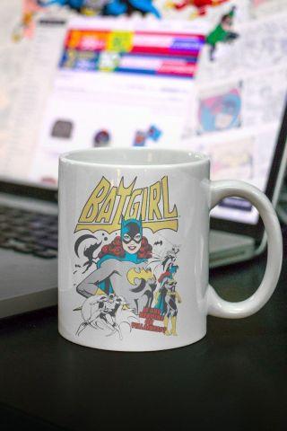 Caneca Power Girls Batgirl