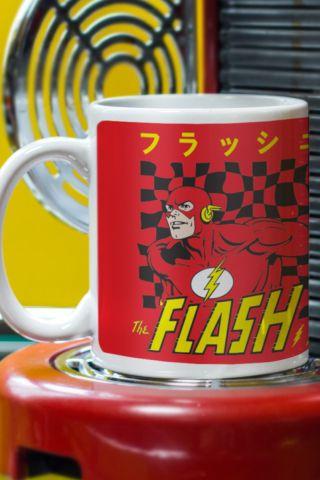 Caneca The Flash Racing