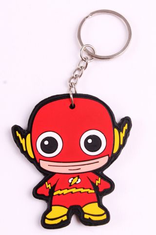 Chaveiro de Borracha The Flash Kid