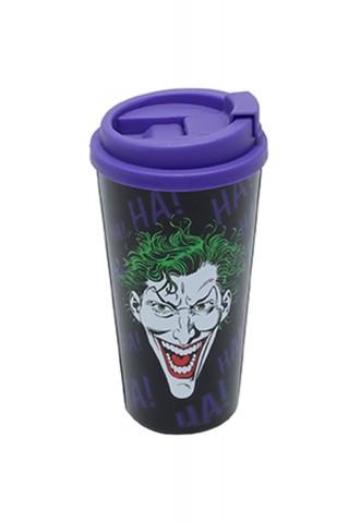 Copo Plástico Coringa Laughs