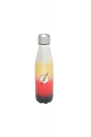 Garrafa de Alumínio Degradê The Flash Logo