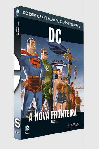Graphic Novel A Nova Fronteira - Parte 2 ed. 36