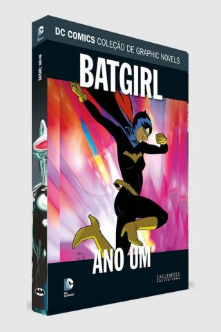 Graphic Novel Batgirl: Ano Um ed. 48