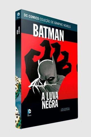 Graphic Novel Batman: A Luva Negra ed. 65