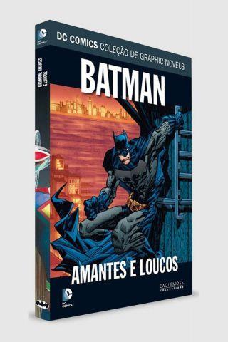 Graphic Novel Batman - Amantes e Loucos ed. 51