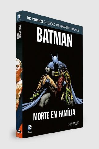 Graphic Novel Batman: Morte em Família
