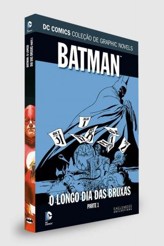Graphic Novel Batman: O Longo Dia das Bruxas - Parte 1