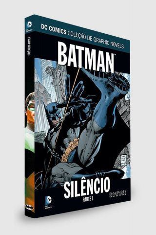 Graphic Novel Batman: Silêncio - Parte 1