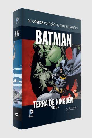 Graphic Novel Edição Especial Batman: Terra de Ninguém parte 3 Ed. 4