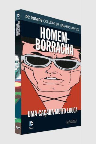 Graphic Novel Homem - Borracha: Em Fuga ed. 54