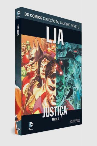 Graphic Novel Justiça Parte 1 ed.27